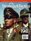 Strategy and Tactics (1967-Present Decision Games) War Game Magazine 278