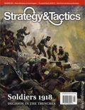 Strategy and Tactics (1967-Present Decision Games) War Game Magazine 280