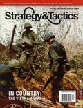 Strategy and Tactics (1967-Present Decision Games) War Game Magazine 281