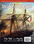 Strategy and Tactics (1967-Present Decision Games) War Game Magazine 282