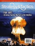 Strategy and Tactics (1967-Present Decision Games) War Game Magazine 283