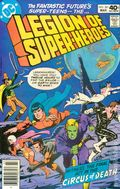 Legion of Super-Heroes (1980 2nd Series) 261