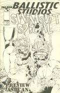 Ballistic Swimsuit Special (1995) ASHCAN