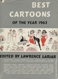 Best Cartoons of the Year Annual HC (1941 Crown Publishers) 1962