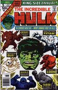 Incredible Hulk (1962-1999 1st Series) Annual 5