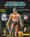 Masters of the Universe Motion Picture Sticker Album (1987 Panini) 1