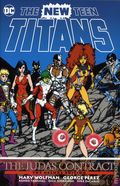 New Teen Titans The Judas Contract HC (2017 DC) Deluxe Edition 1-1ST