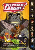 Justice League Gorilla Grodd and the Primate Protocal SC (2018 Capstone) 1-1ST