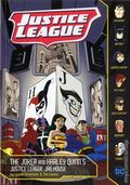 Justice League The Joker and Harley Quinn's Justice League Jailhouse SC (2018 Capstone) 1-1ST