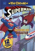 Superman Day Disaster SC (2018 Capstone) You Choose Stories 1-1ST