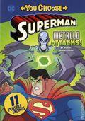 Superman Metallo Attacks SC (2018 Capstone) You Choose Stories 1-1ST