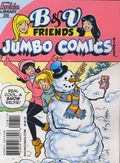 B and V Friends Double Digest (2010 Archie) 258