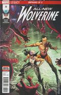 All New Wolverine (2015) 30