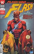 Flash (2016 5th Series) Annual 1