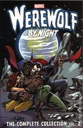 Werewolf by Night TPB (2017-2018 Marvel) The Complete Collection 2-1ST