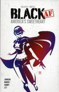 Black AF America's Sweetheart GN (2018 Black Mask Comics) 1-1ST