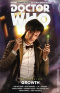 Doctor Who The Sapling TPB (2018 Titan Comics) Eleventh Doctor Comic Strip Collection 1-1ST