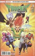 Phoenix Resurrection The Return of Jean Grey (2017 Marvel) 5A
