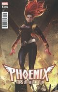 Phoenix Resurrection The Return of Jean Grey (2017 Marvel) 5C