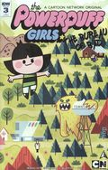 Powerpuff Girls The Bureau of Bad (2017 IDW) 3RI