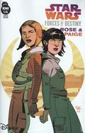 Star Wars Forces of Destiny Rose and Paige (2018) 1B