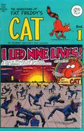 Adventures of Fat Freddy's Cat (1977-1992 Rip Off Press) #1, 9th Printing