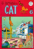 Adventures of Fat Freddy's Cat (1977-1992 Rip Off Press) #6, 2nd Printing