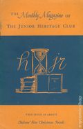 Monthly Magazine of the Junior Heritage Club Dickens' Five Christmas Novels (c. 1939) 1