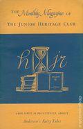 Monthly Magazine of the Junior Heritage Club Andersen's Fairy Tales (c. 1942) 1