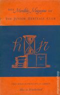 Monthly Magazine of the Junior Heritage Club Alice in Wonderland (c. 1939) 1