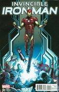 Invincible Iron Man (2015 2nd Series) 1P