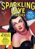 Sparkling Love Stories (1950 Avon Publications) Pulp 1