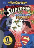 Superman Apokolips Invasion SC (2018 Capstone) You Choose Stories 1-1ST