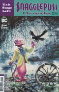Exit Stage Left The Snagglepuss Chronicles (2017 DC) 2B