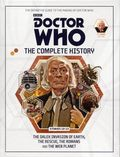 Doctor Who The Complete History HC (2015- Hachette) 4-1ST