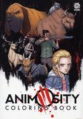 Animosity Coloring Book SC (2018 AfterShock Comics) 1-1ST