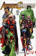 Avengers/Champions Worlds Collide TPB (2018 Marvel) 1-1ST