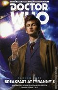 Doctor Who Facing Fate TPB (2017- Titan Comics) Tenth Doctor Comic Strip Collection 1-1ST