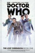 Doctor Who The Lost Dimension HC (2018 Titan Comics) 1-1ST