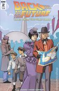 Back to the Future Tales from the Time Train (2017 IDW) 2A