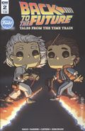 Back to the Future Tales from the Time Train (2017 IDW) 2B