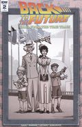 Back to the Future Tales from the Time Train (2017 IDW) 2RI