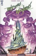 Transformers vs. the Visionaries (2017 IDW) 2A