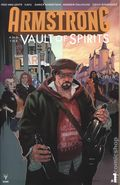 Armstrong and the Vault of Spirits (2018 Valiant) 1A