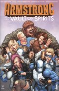 Armstrong and the Vault of Spirits (2018 Valiant) 1B