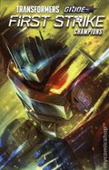 Transformers/GI Joe First Strike Champions TPB (2018 IDW) 1-1ST