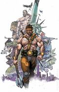 Hercules Poster (2015 Marvel) By Clay Mann ITEM-1