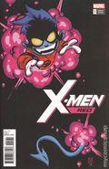 X-Men Red (2018) 1D