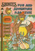 Shoney's Fun and Adventure Magazine (1981) Promo 10
