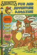Shoney's Fun and Adventure Magazine (1981) Promo 11